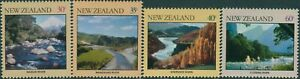 New-Zealand-1981-SG1243-1246-River-Scenes-set-MNH