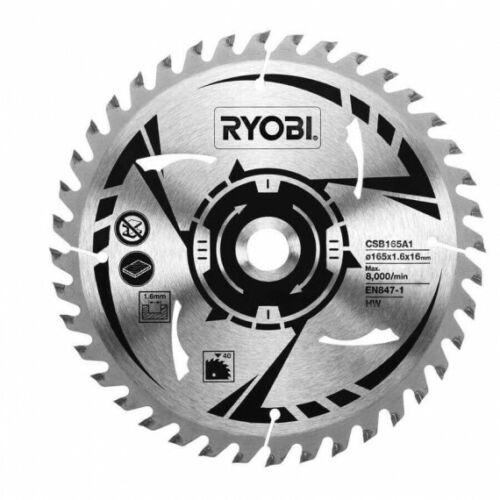 Lame ultra fine 165 MM RYOBI CSB165A1