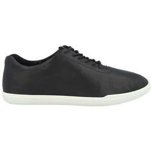 Ecco-Womens-Shoes-Simpil-208613-Casual-Flat-Low-Top-Lace-Up-Sneaker-Leather