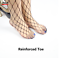 thumbnail 3 - Womens Fishnet Stockings Fencenet Tights Lace Top Thigh High Pantyhose Hold ups