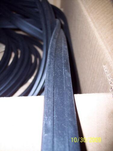 NOVA GMC RTS lower door /& window hinge gasket seal bus coach body panel MCI Seel