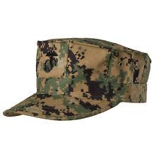 US MARINE CORPS USMC ARMY MARPAT woodland Digital camo MCCUU Cover Mütze cap