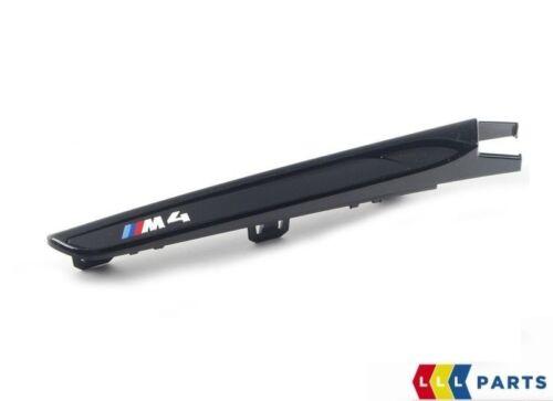 NEW Genuine Bmw Série 4 M4 F83 F82 Front Fender Trim Grille Paire Set GAUCHE DROIT