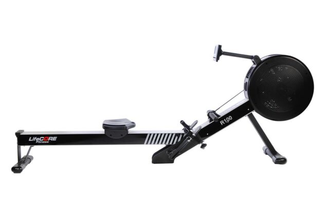 Rowing Machine For Sale >> Lifecore Fitness R100 Commercial Rowing Machine Rower For Sale