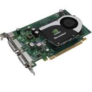 PNY NVIDIA Quadro FX 1700 (VCQFX1700-PCIE-PB-V) 512MB PCI Express x16  Dual DVI