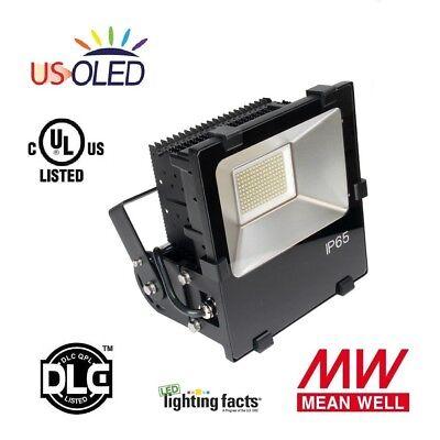 250W-600W MH Equiv. 5000K IP65 DLC UL Approved 100W 150W 200W LED Flood Light
