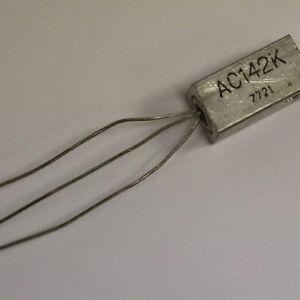 5pcs-ac142k-TRANSISTOR-lot-de-5