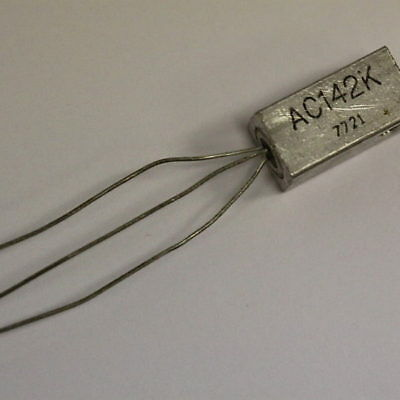 (20pcs) Ac142k Transistor (lot Of 20)''uk Company Since1983 Nikko''uk Stock''