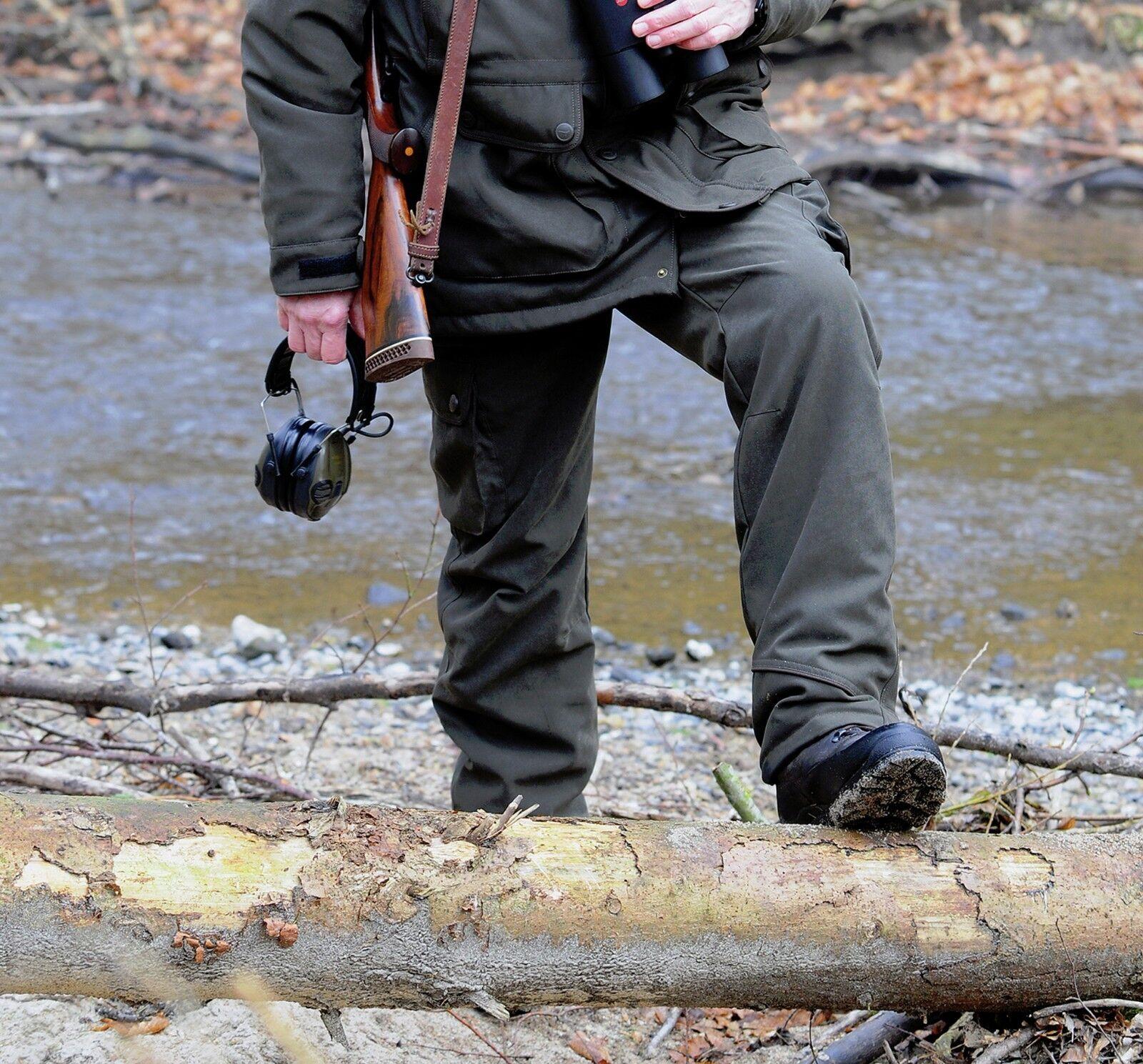 Laksen  Herren Elk Waterproof Shooting Shooting Shooting Trousers da000a
