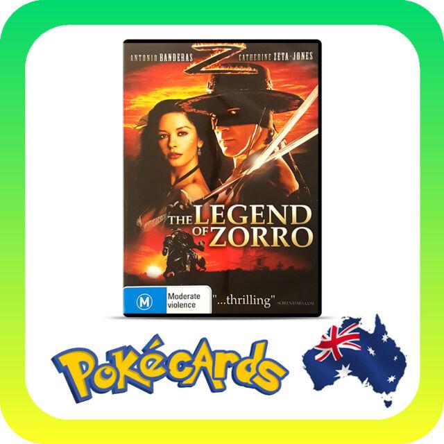 Legend Of Zorro (DVD, 2013) - FREE POSTAGE!
