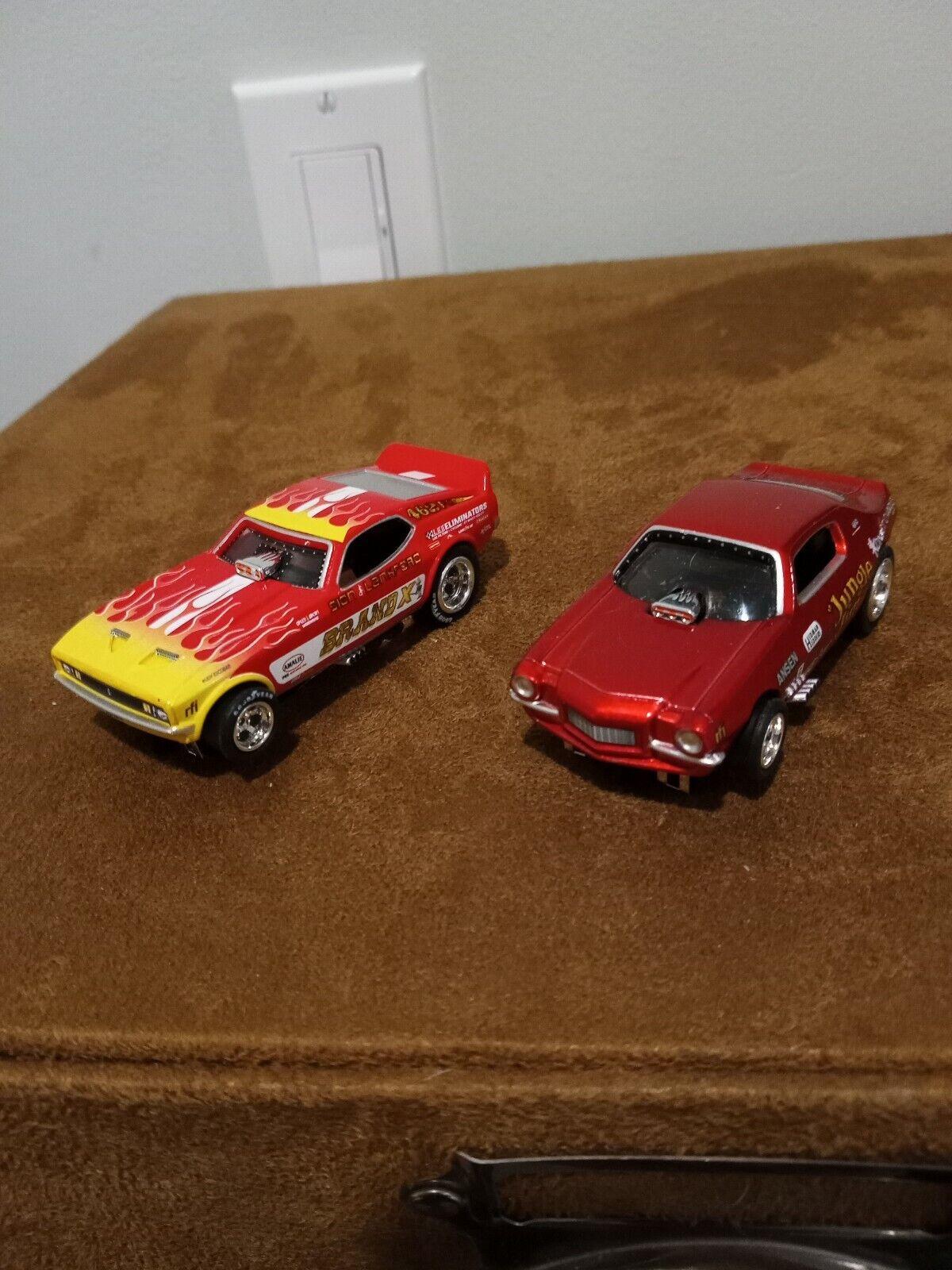AFX Drôle Voiture Slotcar voitures