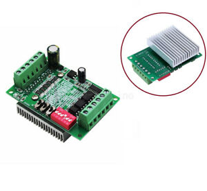 CNC Router Single 1 Axis Controller Stepper Motor Drivers TB6560 3A ...