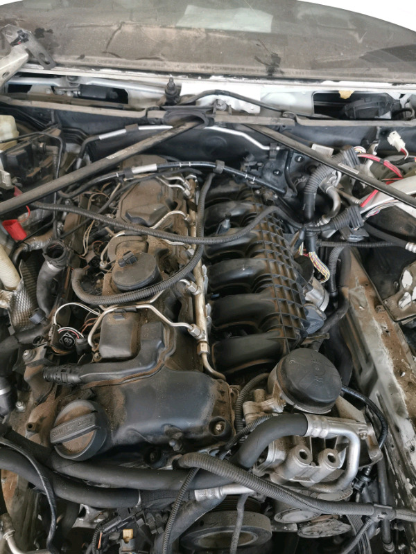 For Sale: BMW N55 Engine & Automatic Gearbox