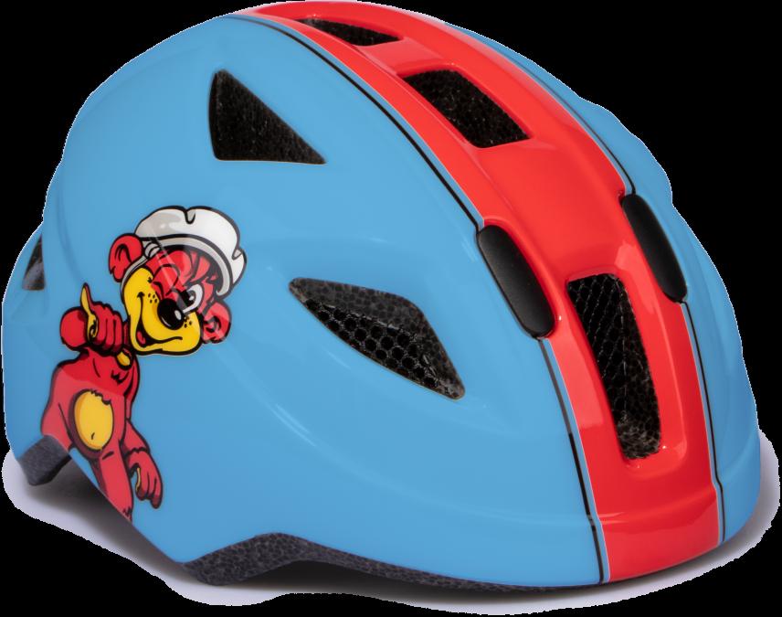 Puky Helm PH8 S blau rot, Kinderhelm, Fahrradhelm, Jungenhelm, Jungs Jungs Jungs 45-51 cm 5994d5