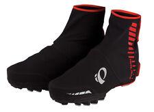 Pearl Izumi Elite Softshell MTB Bike Shoe Covers Booties Black - XL