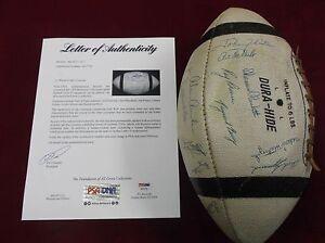 PSA-DNA-1959-Baltimore-Colts-Team-Signed-Autograph-Football-Unitas-Lipscomb