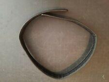 Vintage Us Made Police Law Enforcement Large Leather Utility Belt 1202 34