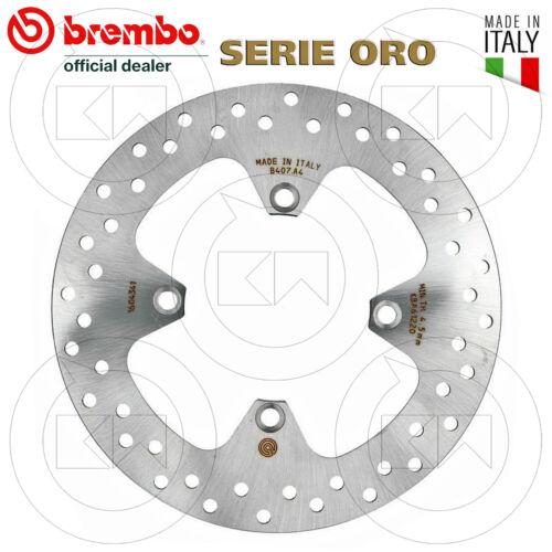 DISCO FRENO POSTERIORE BREMBO 68B407A4 TRIUMPH BONNEVILLE T100 865 2009 2010