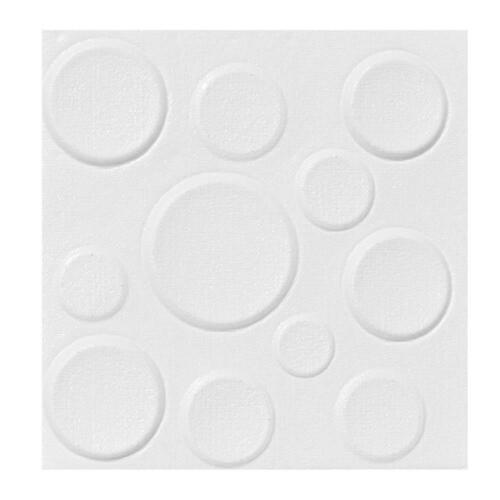 PE Foam 3D Self Adhesive DIY Panels Wall Stickers Home Room Decor Embossed Brick