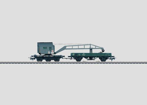 Märklin H0 Art 46717 Kranwagen mit elektr Funktionen     neu//OVP