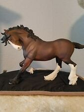 Breyer Horse Porcelain SHIRE Evolution of the Horse series 1993 Kathleen Moody