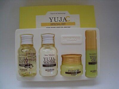 [innisfree] YUJA Special Kit / Skin Care (Vitamin C)