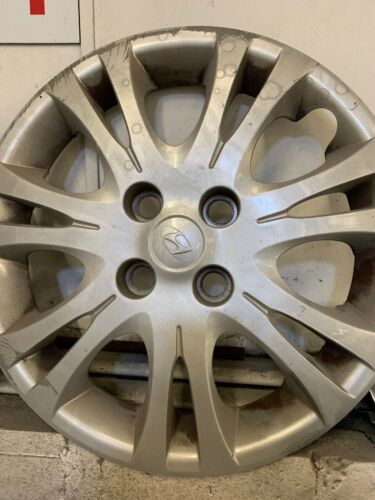 "1x Genuine 15/"" Hyundai I20 Wheel Trim Hub Cap Cover"