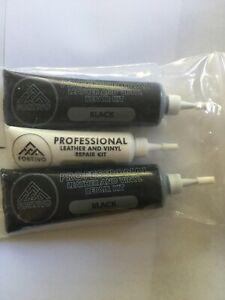 Professional DIY Leather And Vinyl Repair Kit, Blacks With ...