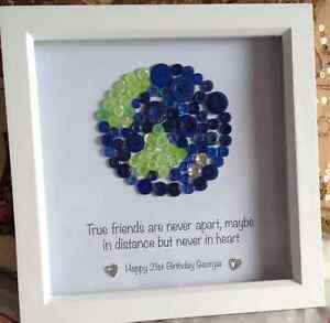 True Friends Button Picture Friendship Globe Map World Personalised Gift Friend - <span itemprop=availableAtOrFrom>Northwich, United Kingdom</span> - True Friends Button Picture Friendship Globe Map World Personalised Gift Friend - Northwich, United Kingdom