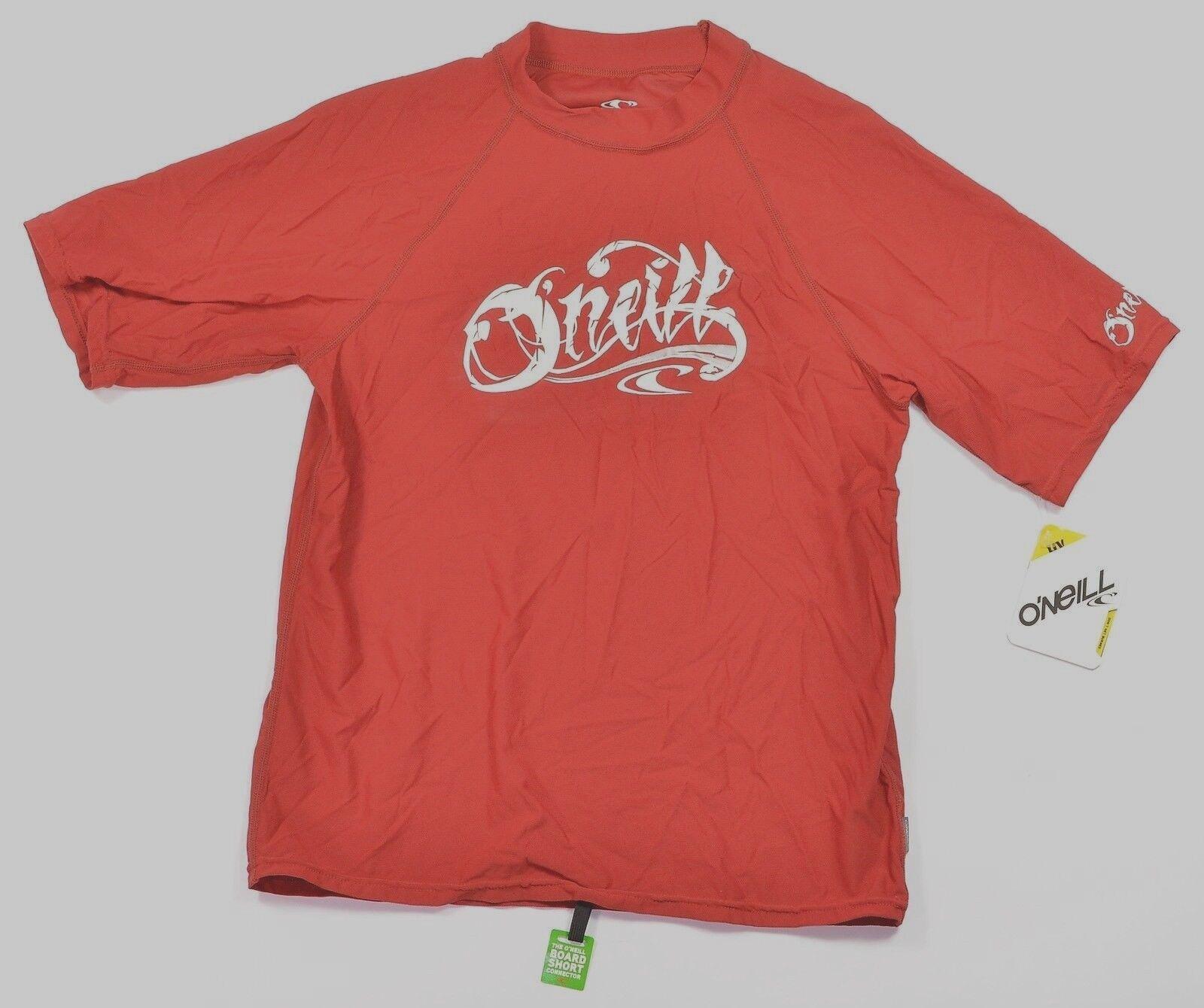 O'Neill Jeunes Style #2320 Jeunes O'Neill 24/7 Rond Manches Courtes Rashguard T-Shirt 12 Foncé 3d144c