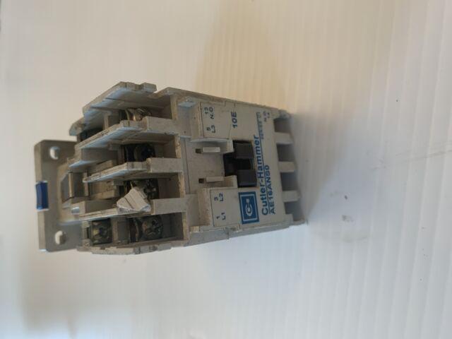 w// H2003A Heaters WARRANTY B1 Ser Size A AE16ANSO Cutler-Hammer Starter