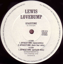 Lewis Lovebump – Spacetime *** Oldskool - Vinyl - Hardcore - Jungle - Rave ***