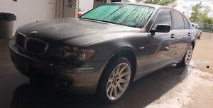 2007 BMW 750LI 170km!
