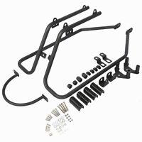 Saddlebag Conversion Brackets Mounting Kit For 04-up Harley Davidson Sportster