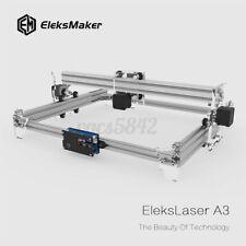 New Listing25w Eleksmaker Elekslaser A3 Desktop Laser Engraving Machine Cnc Prin