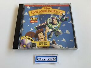 Details Sur Disney Toy Story Livre Anime Interactif Pc Mac Fr Avec Notice