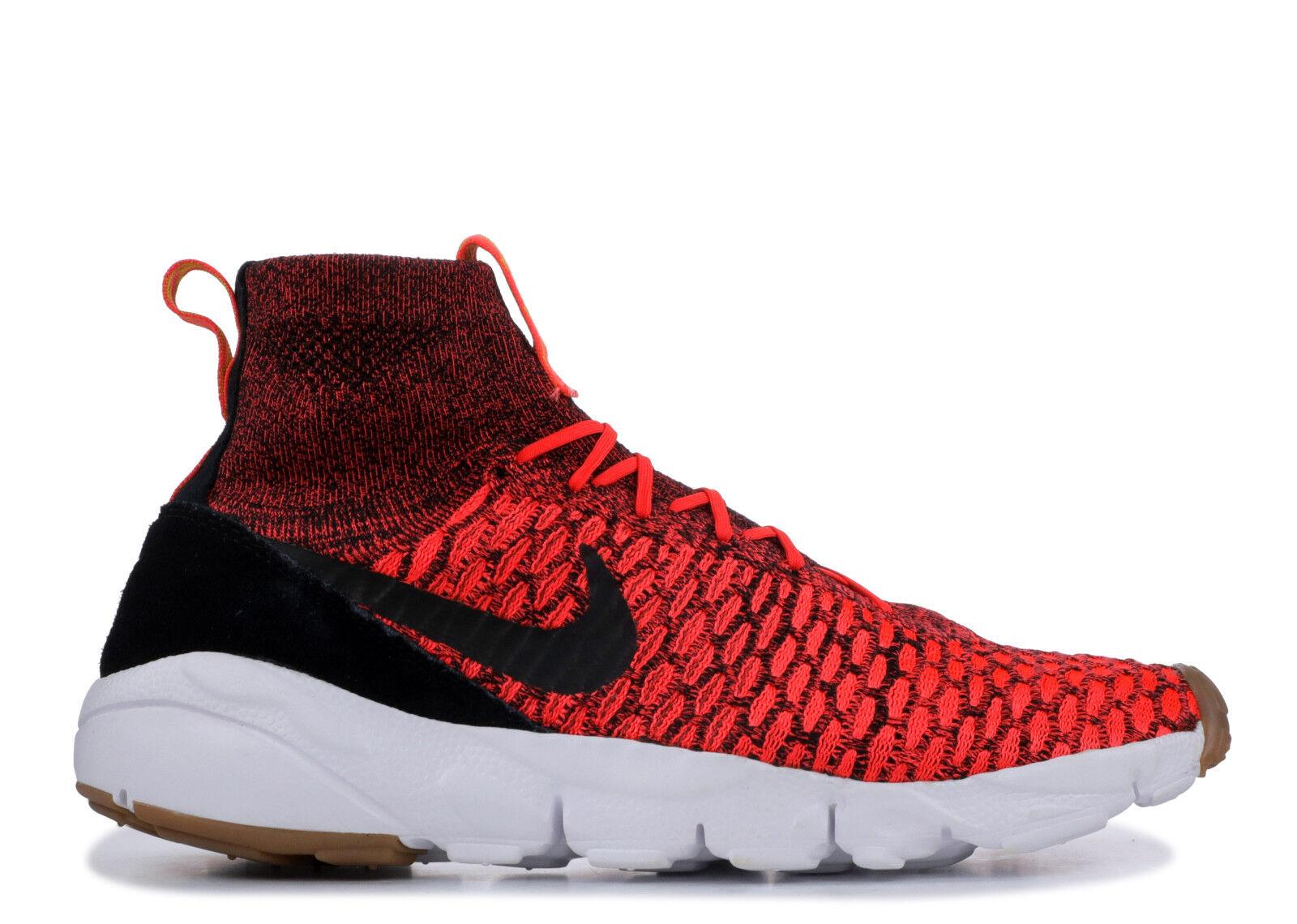 Nike Air Footpse Magistra  Flyertah Mens 13 Crimson rosso nero Gum oro 8165600  risparmiare fino all'80%