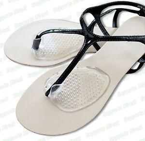 5c30e23ea42b0 Image is loading Gel-Post-Cushions-Comfy-Sandal-Toe-Protectors-Silicone-
