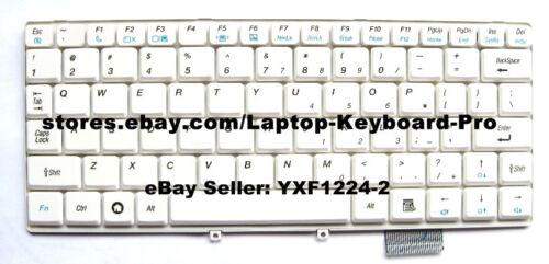 US English White 42t4231 42t4266 Keyboard for Lenovo ideapad S9 S9E S10 S10E