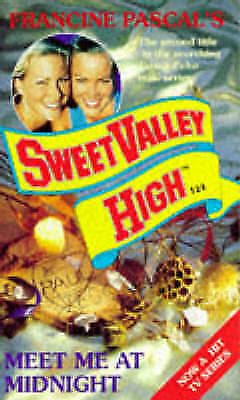 (Good)-Meet Me at Midnight (Sweet Valley High) (Paperback)-William, Kate-0553504