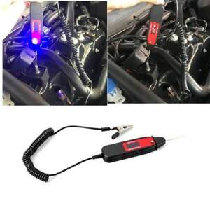 Car Non-Contact Electric Test Pen Voltage Digital Tester Detector Stick DC 5-36V