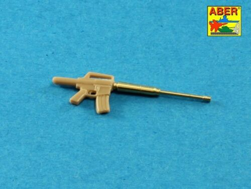 1//35 ABER 35 L-221 Set of barrels for US M16A1 or M231 5,56mm gun barrels x 6pcs