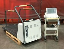 Ge Marquette Medical Treadmill Series 2000 With Marquette Max System Stress Test