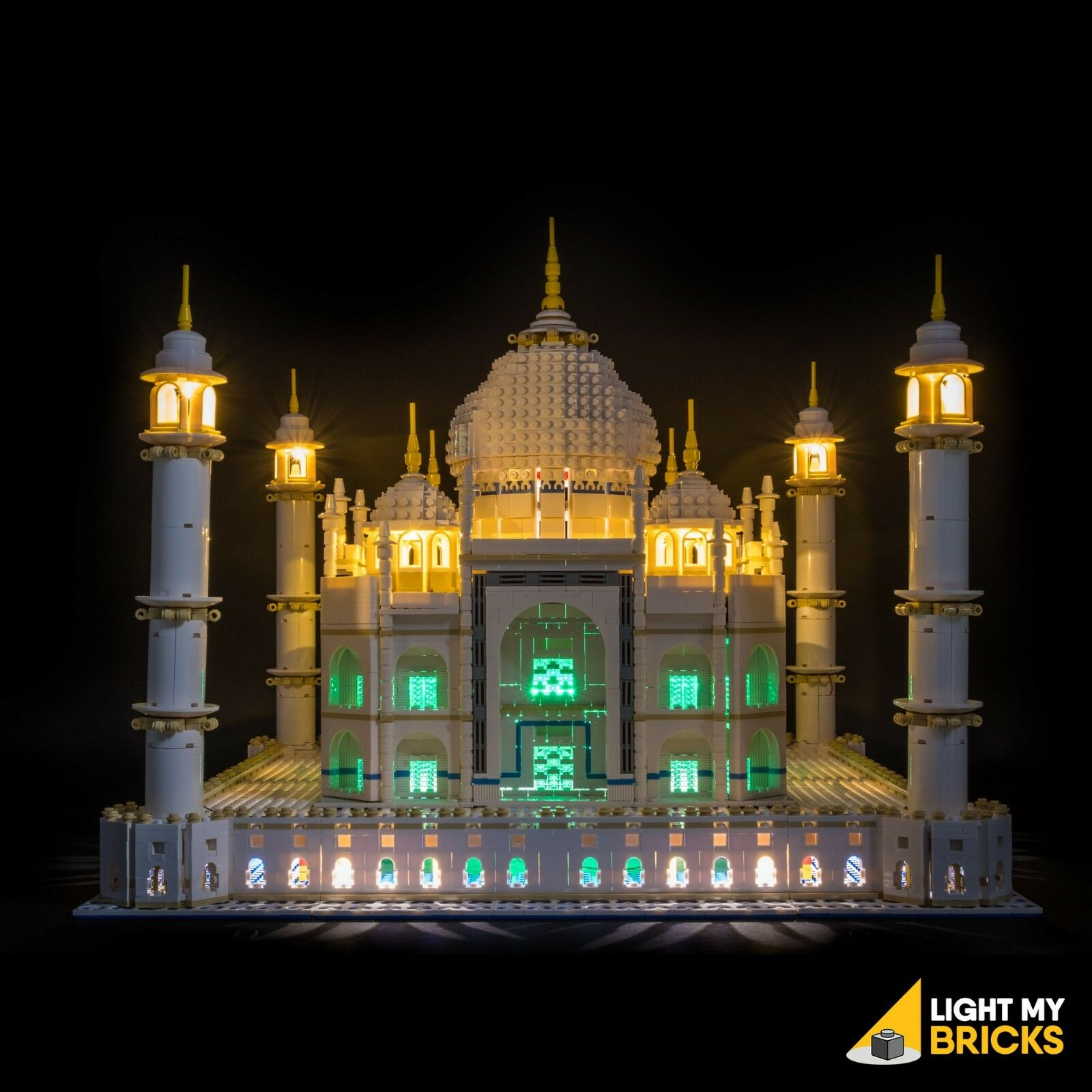 Light My Ladrillos-LED Luz Kit Para Lego Taj Mahal 10256