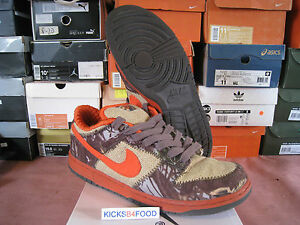 brand new c9275 46f5c Image is loading 2004-Nike-Dunk-Low-SB-FORBES-HUNTER-US-