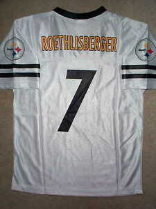 a56feb48adc Image is loading Pittsburgh-Steelers-BEN-ROETHLISBERGER-nfl-Jersey-YOUTH- KIDS-