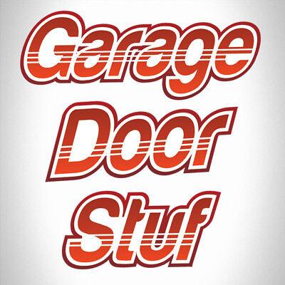 Garage Door Stuf
