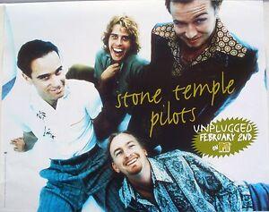 STONE TEMPLE PILOTS MTV UNPLUGGED 1993 VINTAGE MUSIC ...