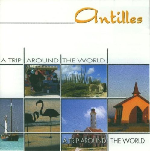 A Trip Around The World - Antilles (US IMPORT) CD NEW
