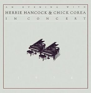 HERBIE-amp-COREA-CHICK-HANCOCK-AN-EVENING-WITH-HERBIE-HANCOCK-amp-2-CD-NEW